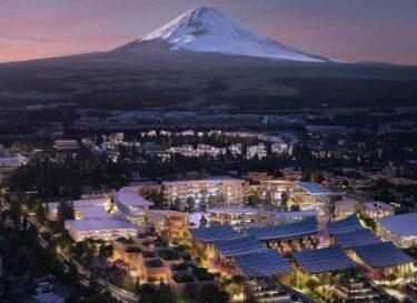 01 toyota ontwikkelt stad van de toekomst