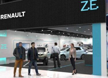 21204185 electric vehicle concept store in europe