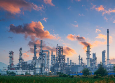 Adobe Stock petrochemische industrie