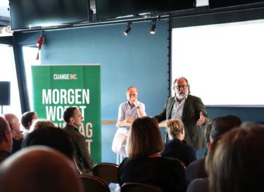 Maarten Steinbuch en Jort Kelder