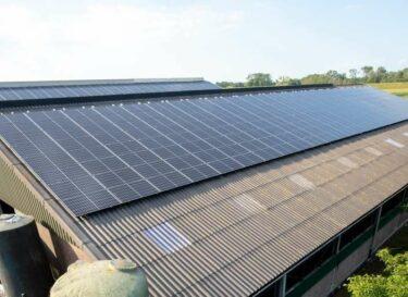 Adobestock 286698472 zonnepanelen boeren boerderij dak zonnedak