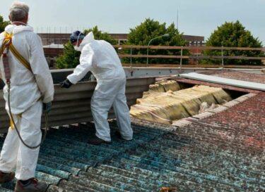 Adobestock asbestverwijdering dak