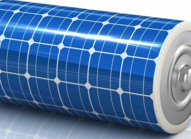 Adobestock batterij zonne energie