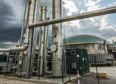 Adobestock biogas installatie