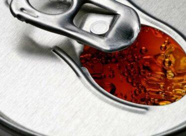 Adobestock cola blikje closeup