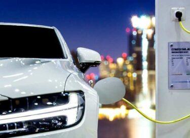 Adobestock elektrische auto opladen laadpaal
