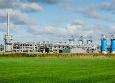 Adobestock gaswinning van nam vlakbij het nederlandse norg