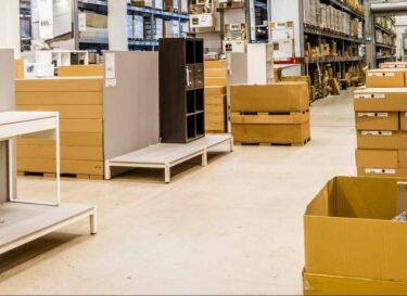 Adobestock ikea magazijn goederen