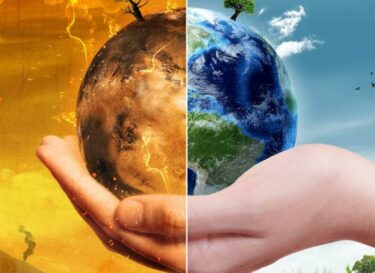 Adobestock klimaatverandering steden wereldbol