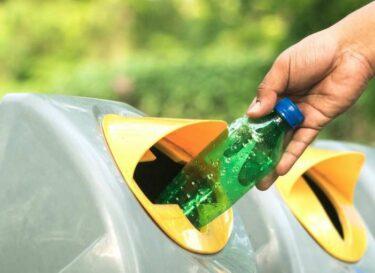 Adobestock plastic fles inzameling