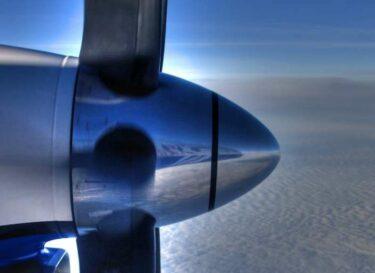 Adobestock rolls royce motor vliegtuig propeller