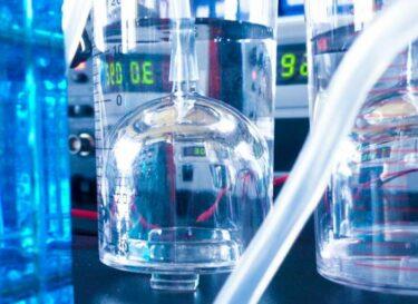 Adobestock waterstof laboratorium