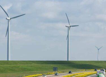 Adobestock windmolens windenergie nederland lelystad