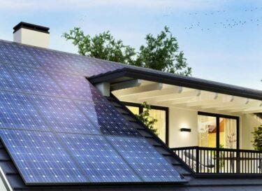 Adobestock zonnepanelen huis