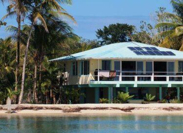 Adobestock zonnepanelen palmbomen vakantiegevoel 2
