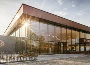 Agio duurzaam gebouw