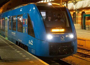 Alstom coradia ilint waterstof trein copyright prorail stefan verkerk