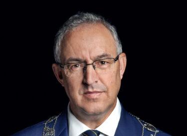 Ambtsketenfoto burgemeester Aboutaleb fotograaf Marc Nolte