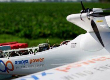 Ampyx airborne wind energy