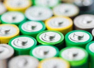 Batterijen adobe stock