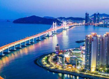 Busan zuid korea
