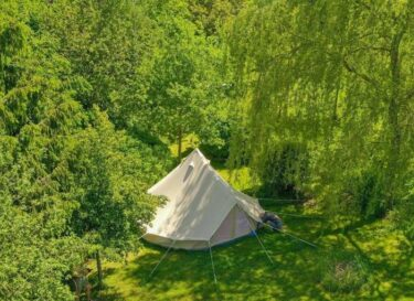 Campspace durbuy belle tent