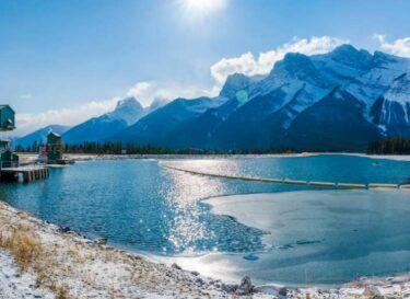 Canada water mooie foto adobe stock