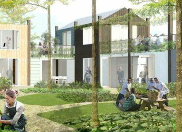 Circulair paviljoen duurzaam utrecht