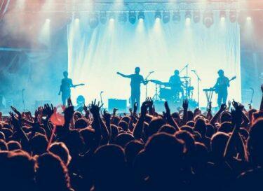 Concert licht adobe stock