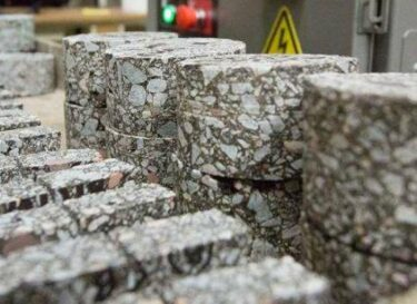 Duurzaam beton infrastructuur