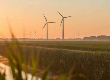 Duurzaam nederland windmolen windmolens duurzaamheid