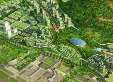 Duurzame snelweg china