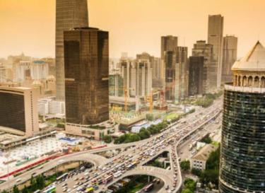 Duurzame stad china