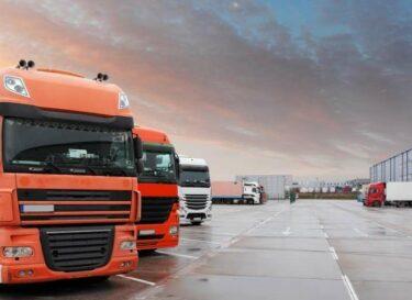 Duurzame vrachtwagens