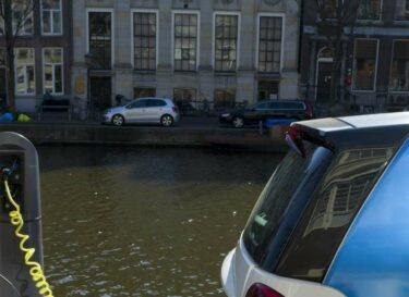 Elektrisch rijden elektrische auto amsterdam