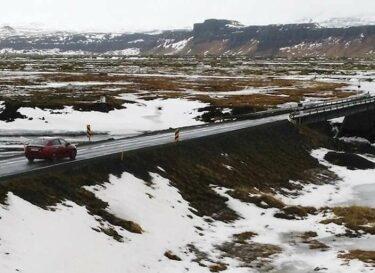Elektrische auto ijsland