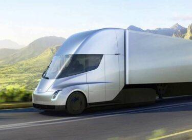Elektrische vrachtwagens