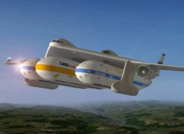 Energiezuinig vliegtuig hybride1