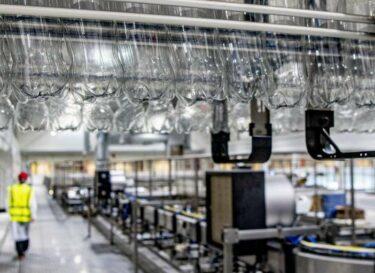 Fabriek coca cola dongen