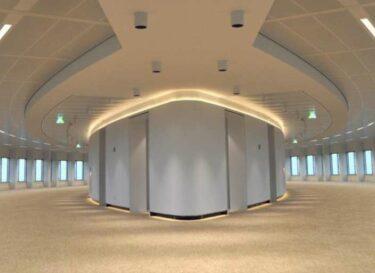Foto wtc interior