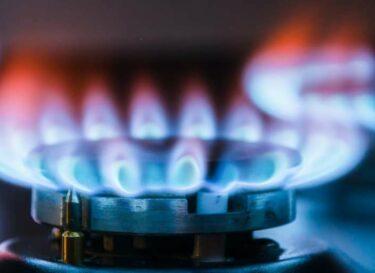 Gas brander vuur adobe stock