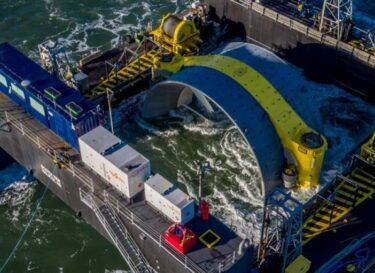 Golfenergie duurzame energie