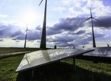 Groene stroom duurzame energie