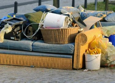 Grofvuil recycling upcycling circulaire economie