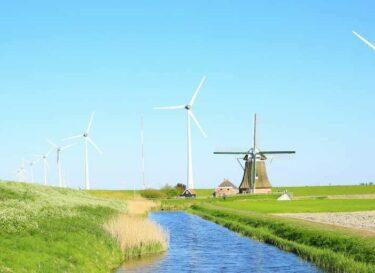 Groningen windenergie lokale energie