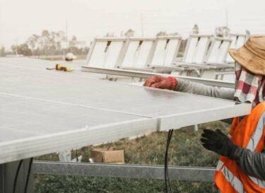 Hernieuwbare energie banen