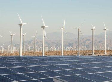 Hernieuwbare energie vk windenergie