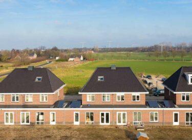 Huizen nieuwbouw