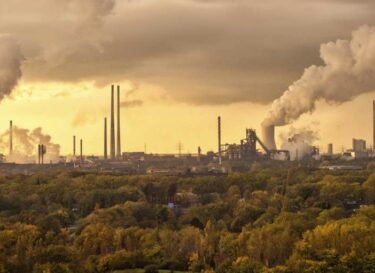 Industrie co2 broeikasgassen