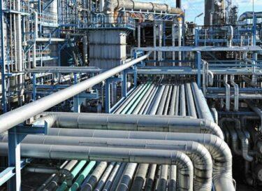Industrie groen gas